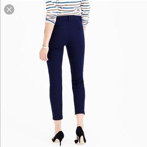 J. Crew Navy Minnie Pant Size 4
